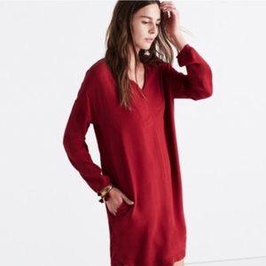 Madewell Du Jour Tunic Dress